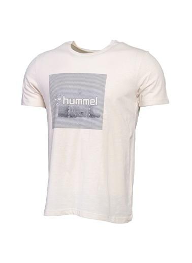 Hummel Mısquet Kısa Kollu Tışört Beyaz
